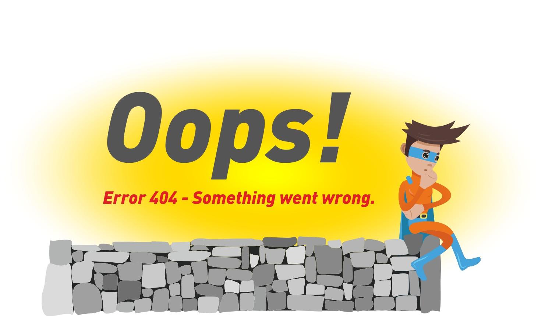 Error 404 Image