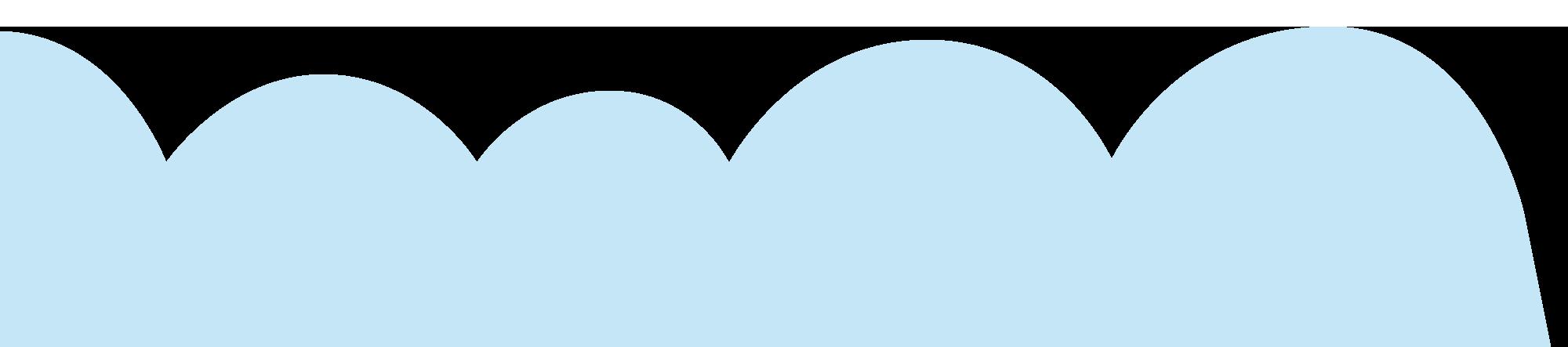 Hintergrundelement mit Wolken 2